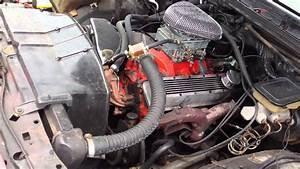 1981 Chevy El Camino Engine