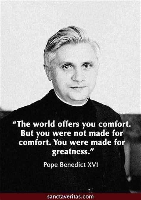 pope benedict xvi quotes quotesgram