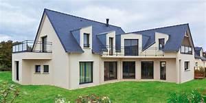 Constructeur maison Bretagne : Morbihan, Finistère, Quimper, Vannes, Lorient