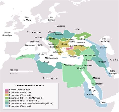 Empire Ottomans by Empire Ottoman 1683 Populationdata Net