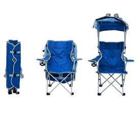 kelsyus original canopy folding backpack chair 2 pack blue 80316 vminnovations