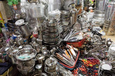 ustensiles de cuisine asiatique boutique asiatique d 39 ustensiles de cuisine image stock