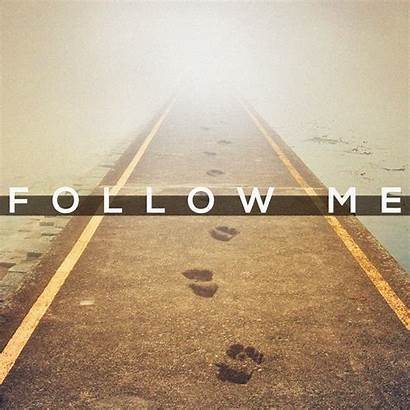 Follow Jesus Cross