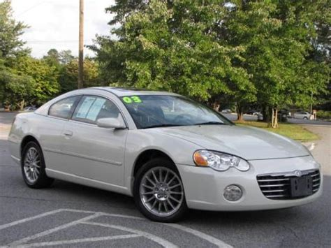 2003 Chrysler Sebring Lxi Coupe by Used 2003 Chrysler Sebring Lxi Coupe For Sale Stock
