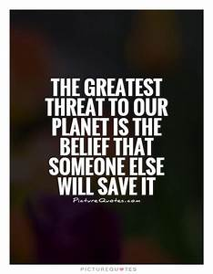 The greatest th... Onegreenplanet Quotes