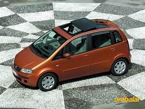 2006 Fiat Idea 1 4 Dynamic