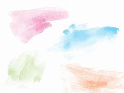 Paint Watercolor Splatters Photoshop Stains Brushes Bundle