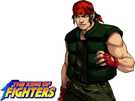 The King Of Fighters Ralf Wallpaper By Rekidem On Deviantart