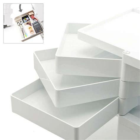 top of desk storage plastic desk drawer organizer finest pcs diy grid drawer