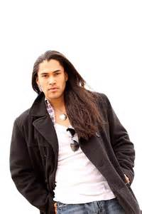 Native American Actors Long Hair