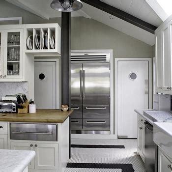 whitewash kitchen cabinets photos white and black vintage tiles design decor photos 1493