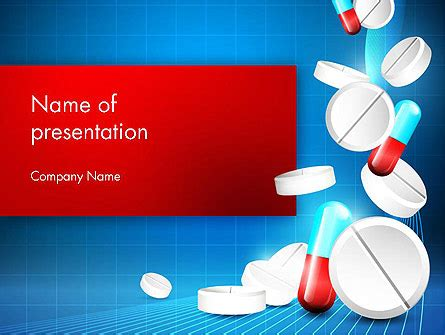 medical background powerpoint template backgrounds