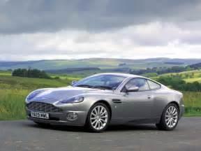Aston Martin V12 Vanquish Price