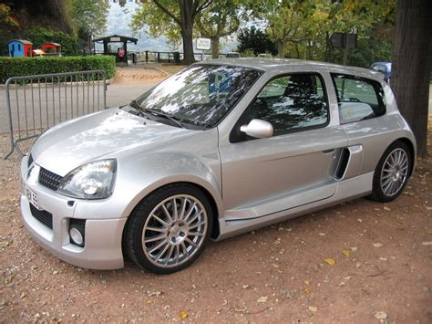 2003 Renault Clio V6 Gallery Gallery Supercars Net