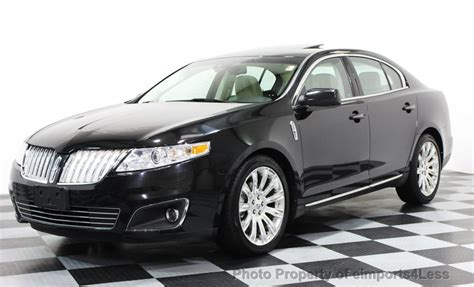 how things work cars 2009 lincoln mks navigation system 2009 used lincoln mks certified mks awd ultimate camera navigation at eimports4less serving