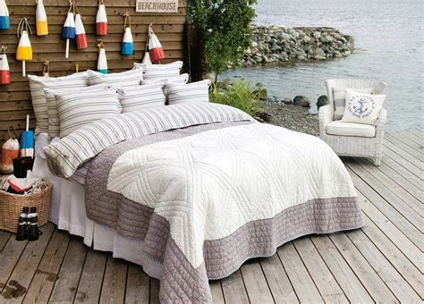 #maritime Bedding Collection From The Lexington Company