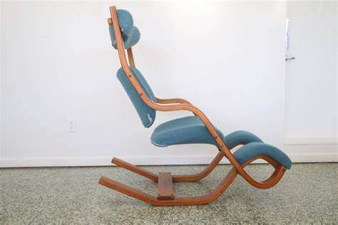 gravity balans chair by peter opsvik at 1stdibs