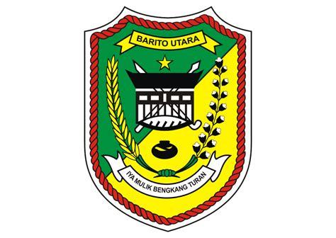 logo kabupaten barito utara vector