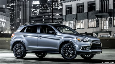 Mitsubishi Xpander Limited Hd Picture by 2017 Mitsubishi Outlander Sport Limited Edition Side