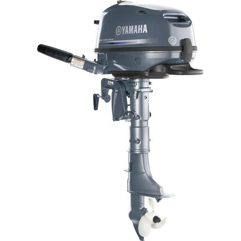 Yamaha Boat Motors Four Stroke by Yamaha 4 Hp Outboard Motor Portable Reliable Four Stroke
