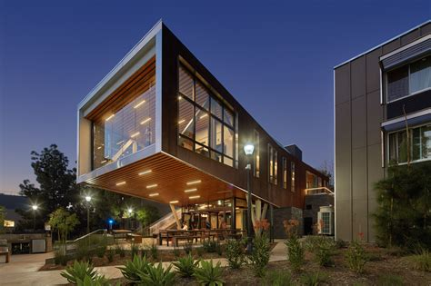 ucla saxon suites studio  architects archdaily