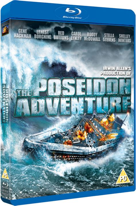 poseidon adventure blu ray zavvi uk