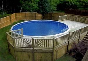 24 Foot Above Ground Pool Deck Plans Plans Free Download