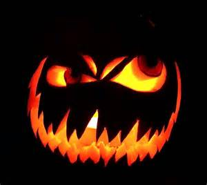 Easy Scary Pumpkin Templates by Evil By Earthberry On Deviantart