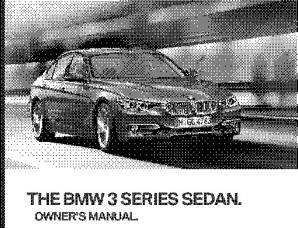 328i Manual by Bmw 328i Owners Manual Owner Pdf Manual
