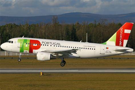 TAP Air Portugal destinations - Wikipedia
