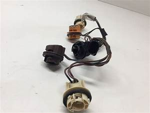 2005 2006 2007 2008 911 997 Tail Light Wire Harness