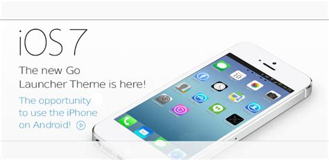 iphone 6 launcher for android android version apps and free ios 7 iphone go