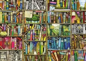 Puzzle En Ligne Adulte : colin thompson biblioth que magique 1000 teile ~ Dailycaller-alerts.com Idées de Décoration