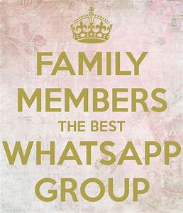 Whatsapp Family Group Dp Images | Holidays OO