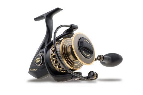 penn battle ii  spinning fishing reel  ball bearing