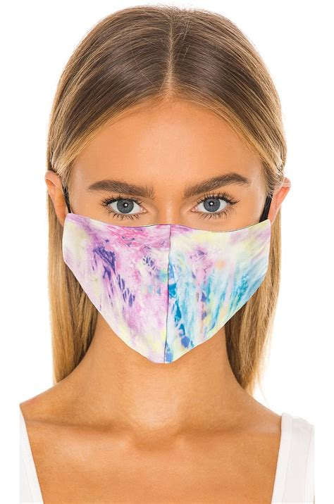 onzie  pack protective face masks  tie dye face