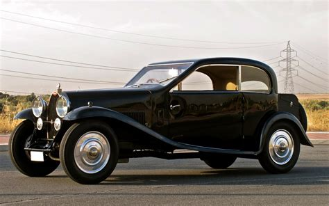 Classic Bugatti Car Pictures And Resources
