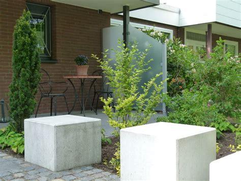 Moderner, Offener Vorgarten  Modern  Garten Hamburg