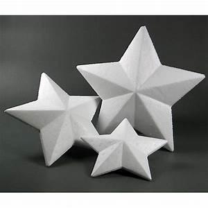 Sterne Zum Basteln : styropor sterne zum basteln und gestalten h he 9cm 80 ~ Lizthompson.info Haus und Dekorationen
