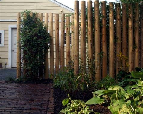 la canisse bambou une cloture de jardin jolie