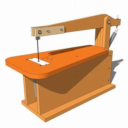 Scroll Saw Plans Woodworking Paoson Homemade Planos