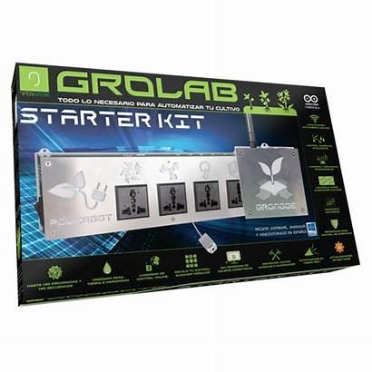 Kit Starter Hydroponic Starterkit Leafly Anterior Grow
