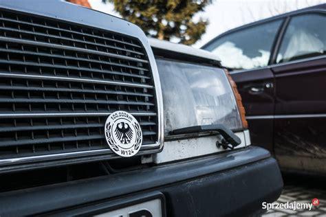 As a pioneer of the automobile. W123 Mercedes Benz emblemat na grill atrapa 100.000 tyś NOWY Warszawa - Sprzedajemy.pl