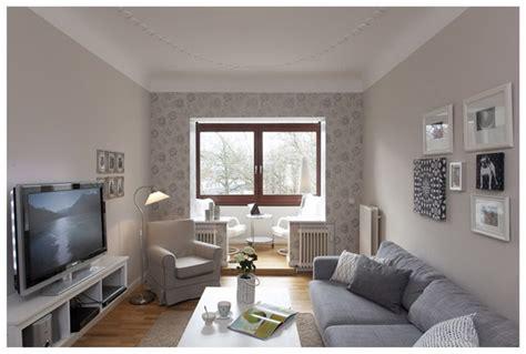 Schmale Wohnzimmer Einrichten