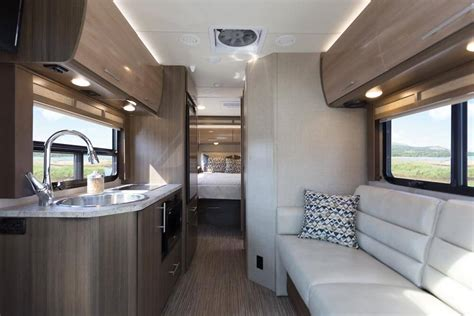thor  ruv motorhome substantial upgrades roaming times