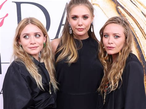 Mary Kate Ashley Olsen Taught Elisabeth Olsen This One