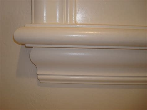 paint grade window sill    crown  bullnose