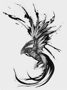 Signification Plume Noire : dessin tatouage plus de 40 mod les originaux pour toute partie du corps tatouage pinterest ~ Carolinahurricanesstore.com Idées de Décoration