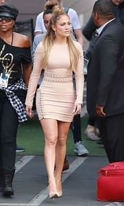 Jennifer Lopez In Tight Mini Dress 04 GotCeleb