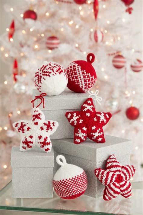 Deko Draußen Weihnachten by Bastelideen F 252 R Weihnachten K 246 Nnen Sie Stricken